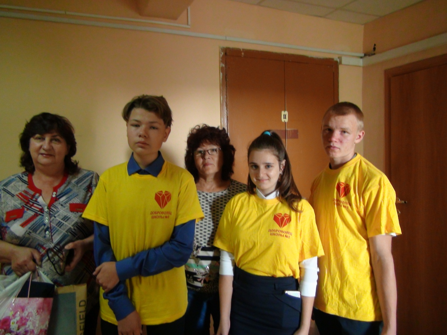 Про волонтеров